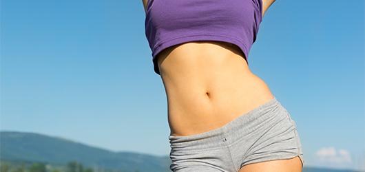 ポッコリの腹部とサヨナラを! 下っ腹が太る原因とダイエット方法