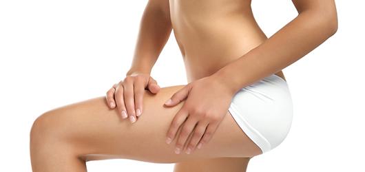 膝上や太ももについた分厚い脂肪の原因と解消方法とは?