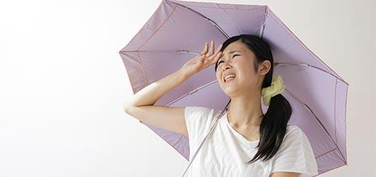 肌のたるみの原因は紫外線? 気になるその理由と対策方法とは